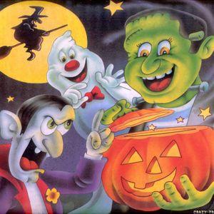 DJ Master K Halloween 2012 Greatings