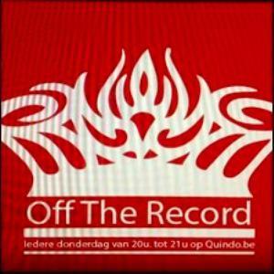 Off The Record 17 januari 2013