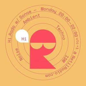 Hi Rado #13 w/ Sonae - 3rd September
