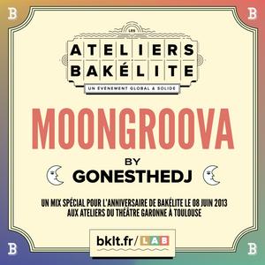 MOONGROOVA (Bakélite Minimix)