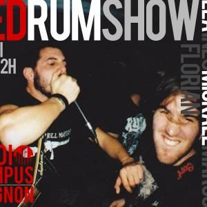 Redrum Show - Radio Campus Avignon - 30/10/2012