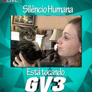 Silêncio, humana, está tocando GV3 009 | LIVE FROM BRASILIA