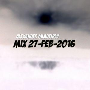 Alexander Mladenov / mix - 27 February 2016