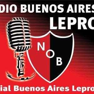 RADIO BS AS LEPROSA 24-06-15