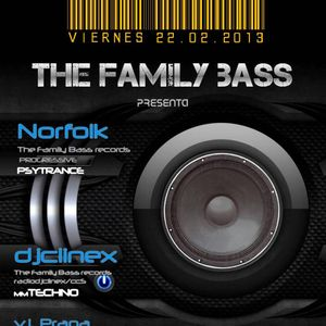 The Family Bass | mmTechno Demo Promocional #djclinex
