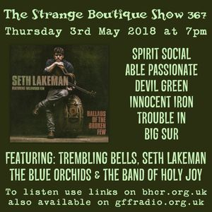 The Strange Boutique Show 367