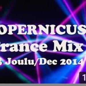 COPERNICUS - Trancemix - 23 JouluDec 2014