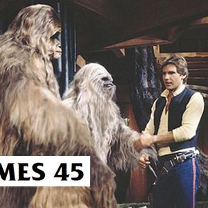 Themes 45 - Star Wars