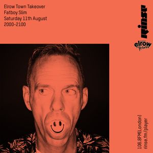 Elrow Town Takeover: Fatboy Slim - 11th August 2018