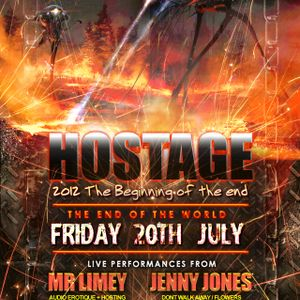 Floor Jacker Hostage Beginning Of The End Promo Mix Fri 20th July 2012 @ Stinky's Peephouse, Leeds