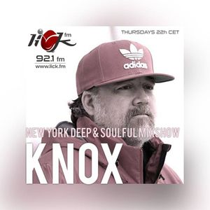 New York Deep & Soulful with Knox - 6th December 2018