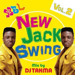 DJ TAKMA NewJackSwing Mix Vol.2