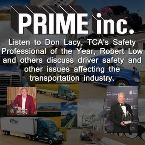 Prime Inc., April 2016 Safety Podcast