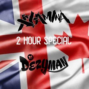 DJ DEZYMAN Presents 'Feet2theBeat' 2 Hour Special Feat guest DJ STAMINA Live on GHM Radio-15-01-2016
