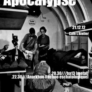 AntiApocalypse (Part I)