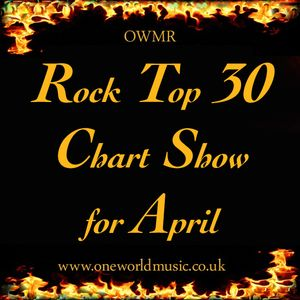 April Rock Top 30 Chart Show
