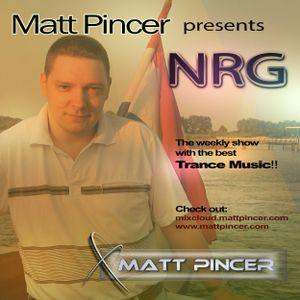 Matt Pincer - NRG 126