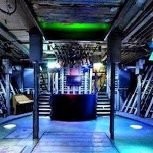 Richie Hawtin - Live @ Boiler Room x Bloc Weekender (London,UK) - 06-07-2012