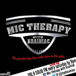 #MicTherapyWithBrainiac  The Bar Exam Cypher Ft Mista Books