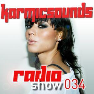 Karmicsounds Radio Show (034 Yasmin Le Bon)
