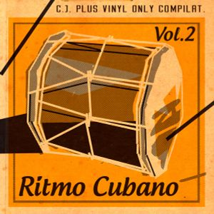 C.J. Plus - Ritmo Cubano Vol. 2 (Vinyl Only)