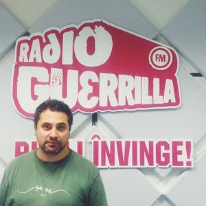 Guerrilla de Dimineata - Podcast - Marti - 08.11.2016 - Radio Guerrilla - invitat Radu Jude