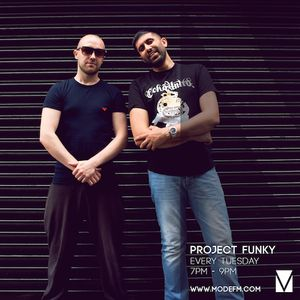 01/11/2016 - Project Funky - Mode FM (Podcast)