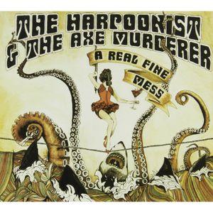 The Harpoonist & The Axe Murderer Interview