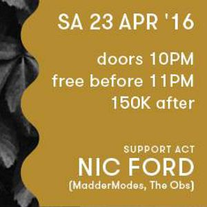 Nic Ford_Opening Set_The Observatory_Saigon_23_4_16