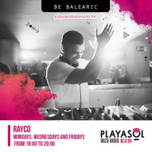 17.04.19 BE BALEARIC - Rayko Santos