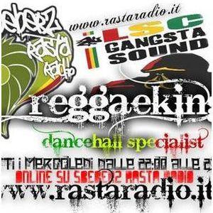 Reggaekings podcast Mercoledì 1 Febbraio 2012