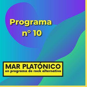 MAR PLATÓNICO - Programa 10