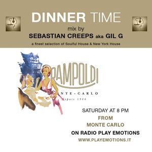 Rampoldi Dinner Time - Live on RadioPlayEmotions 16-12-2017