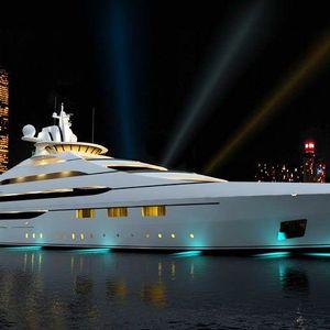 Ivan Yanev - Monaco Yacht Party 2012 Night Session