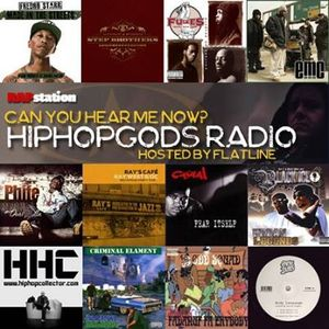 HipHopGods Radio - Episode 155