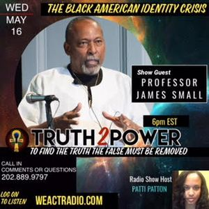 5/16/18 - Professor James Small - The Black American Identity Crisis