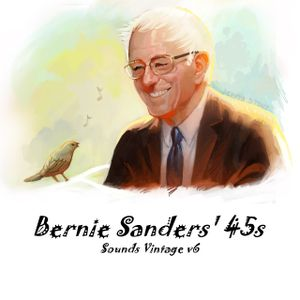 Sounds Vintage v6 - Bernie Sanders' 45s