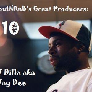 SoulNRnB's Great Producers: Jay Dee AKA J Dilla