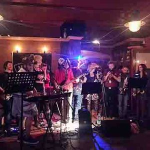 The Funk the Whole Funk and Nothing But The Funk 20170710 Irish Radio International XPat