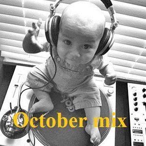 CTRLWRK - October Mix (Baby Style)