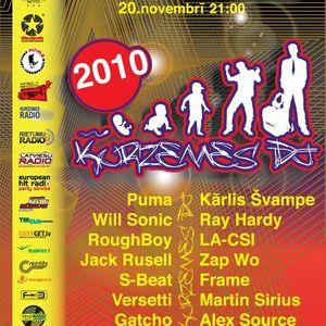 Kurzemes DJ 2010 (ZapWo Set)