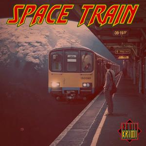 SpaceTrain #6 @radiokrimi (paris, france)