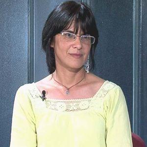 Paula Pavcovich, sociologa