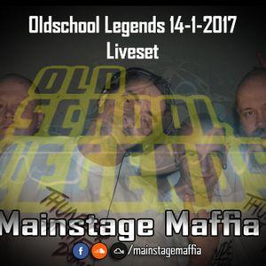 Mainstage Maffia - Oldschool legends Fluor Amersfoort 14-1-2017