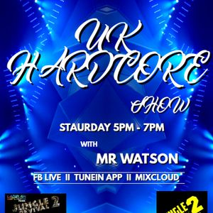 Mr Watson Lazer FM Worldwide 30th December UK Hardcore Show