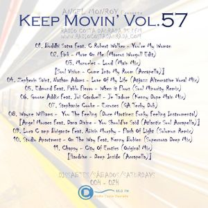 Angel Monroy Presents Keep Movin' 57