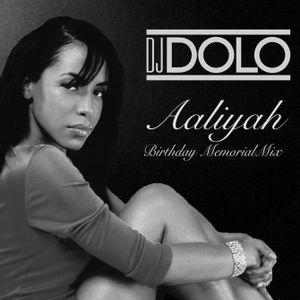 Aaliyah Tribute Mix