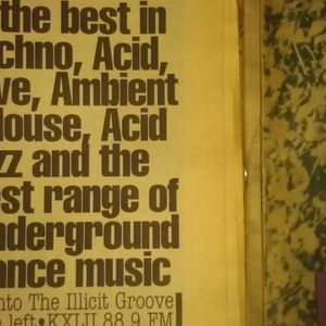 Illicit Groove.....DJ Sonic...1991!