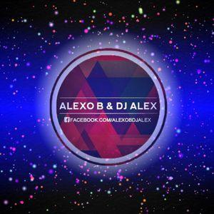 Alexo B & Dj Alex - Mix to say hello to 2015 (Promotional Mix)