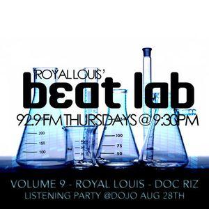 Beat Lab Volume 9 pt 1 - Royal Louis